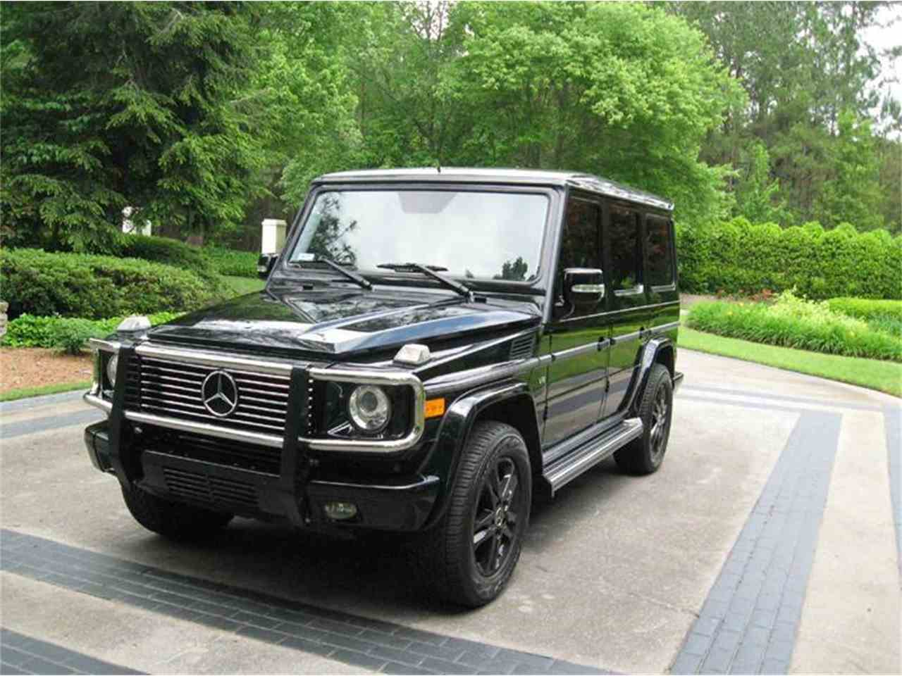 2007 mercedes benz g class for sale cc. Black Bedroom Furniture Sets. Home Design Ideas