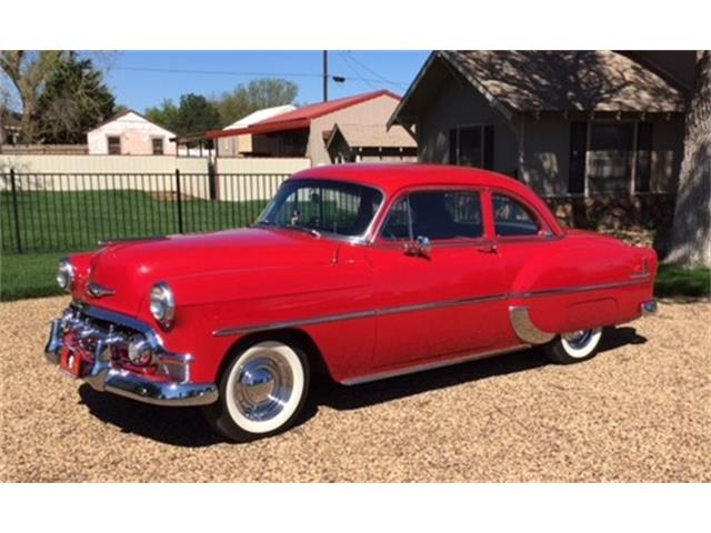 1953 Chevrolet 2-Dr Coupe | 836054