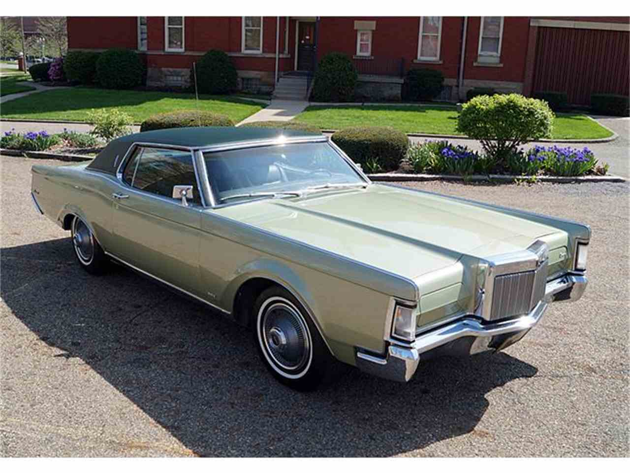 1969 lincoln continental mark iii for sale classiccars. Black Bedroom Furniture Sets. Home Design Ideas