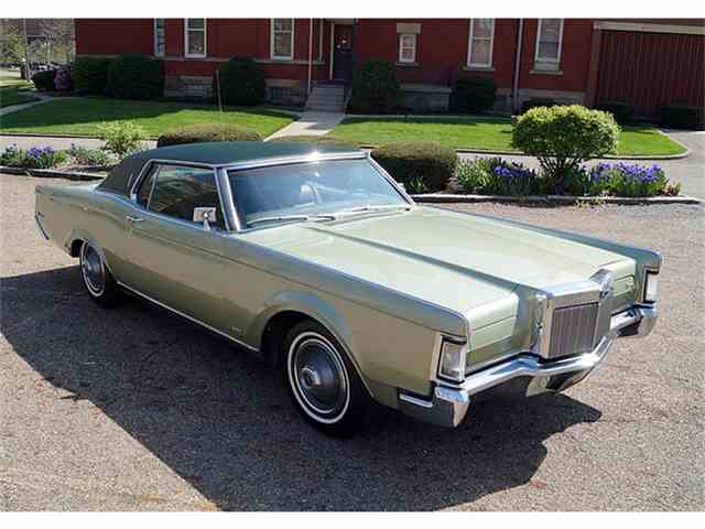 1969 Lincoln Continental Mark III | 836072