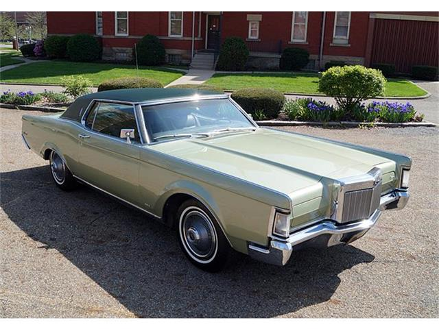 1969 lincoln continental mark iii for sale on 5 available. Black Bedroom Furniture Sets. Home Design Ideas