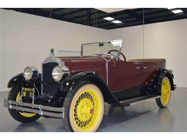 1927 Packard Phaeton -5P | 836088