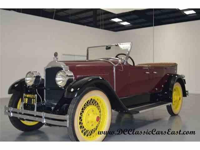 1927 Packard Phaeton -5P   836088