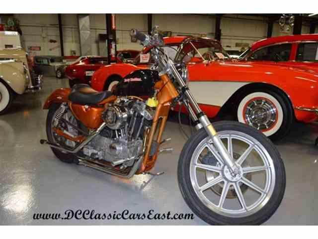 1985 Harley-Davidson Motorcycle | 836092