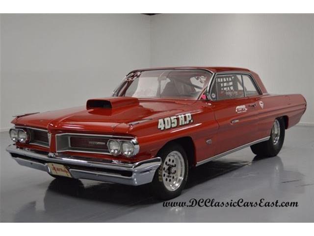 1962 Pontiac Grand Prix Pro Stock | 836095