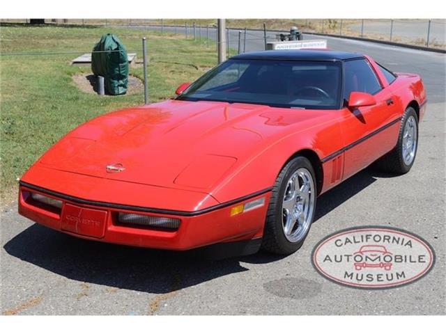 1986 Chevrolet Corvette | 836102