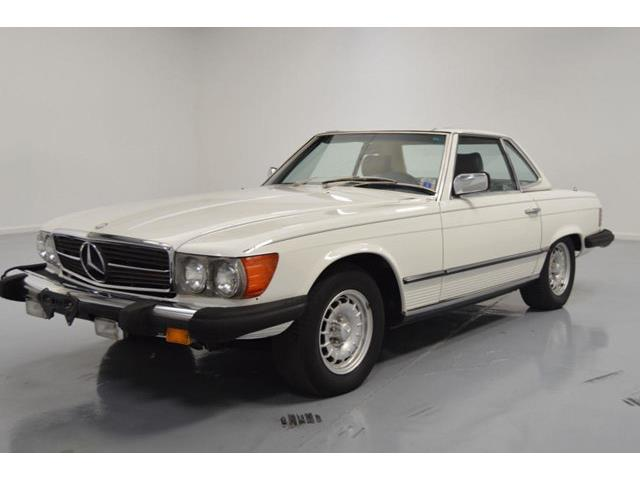 1983 Mercedes-Benz 380SL | 836106