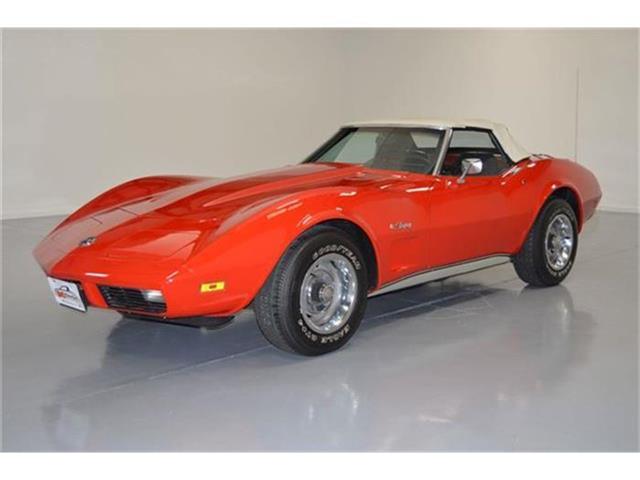 1974 Chevrolet Corvette | 836107