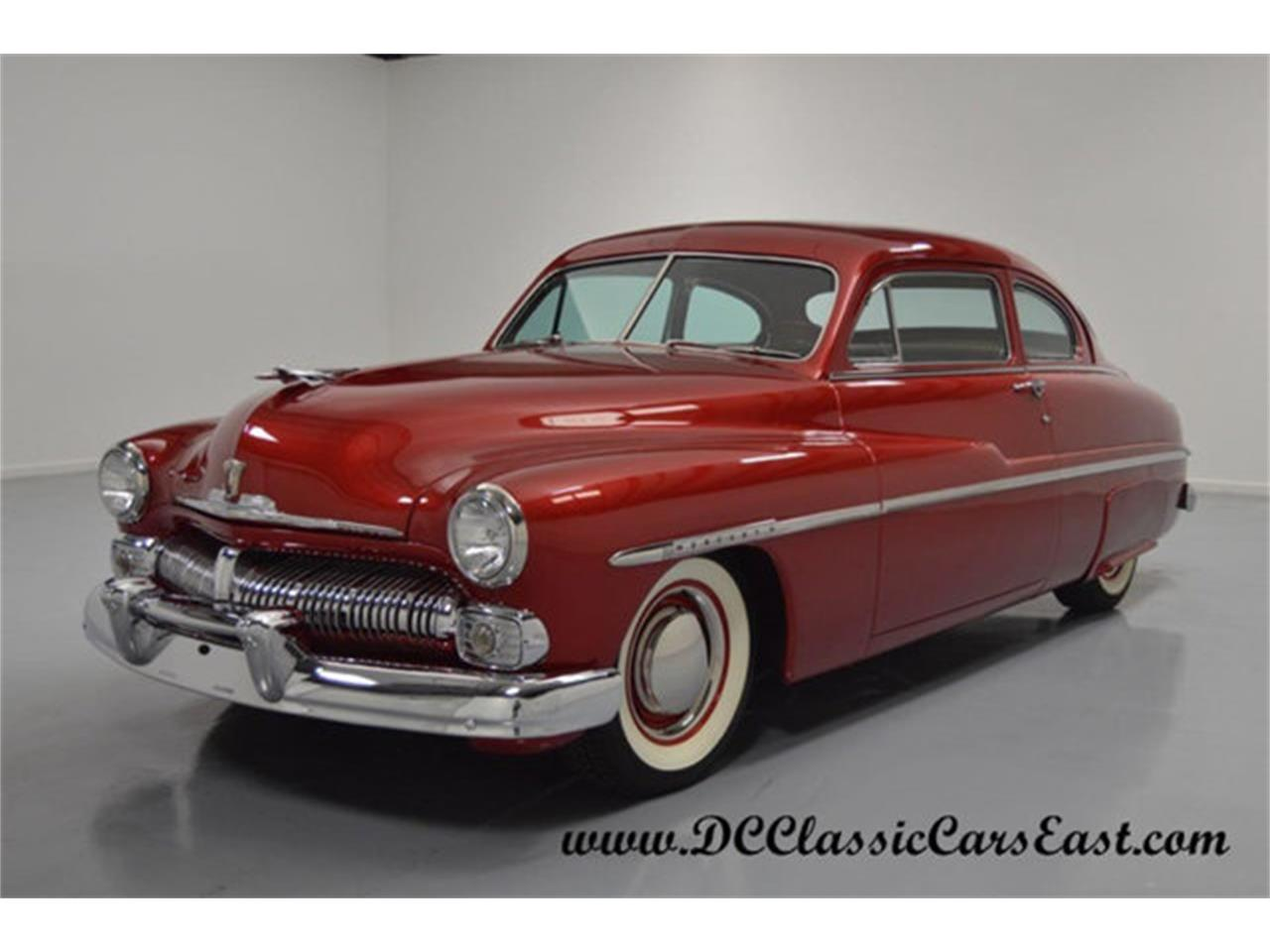 1950 mercury coupe for sale cc 836112 for 1950 mercury 2 door for sale