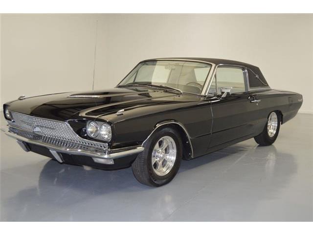 1966 Ford Thunderbird   836118