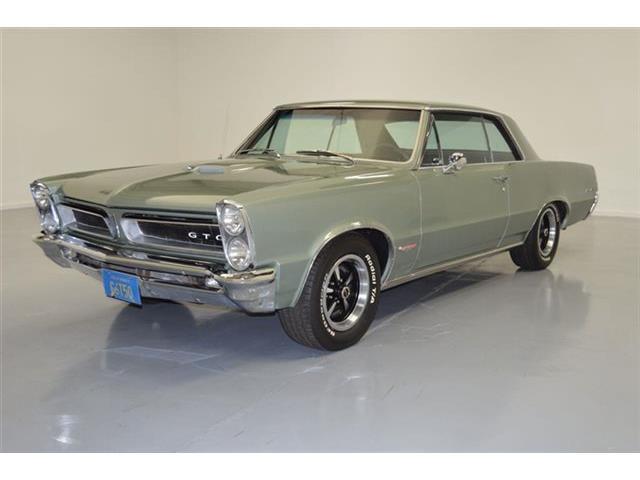 1965 Pontiac GTO | 836119