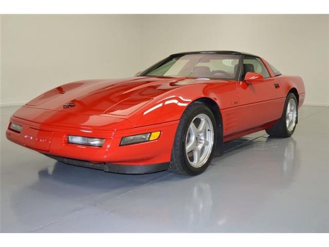 1992 Chevrolet Corvette | 836124