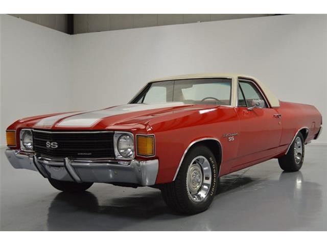 1972 Chevrolet El Camino | 836125