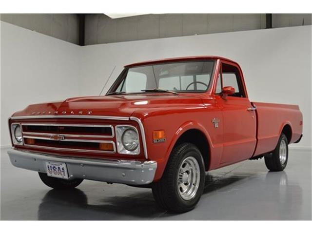 1968 Chevrolet C/K 10   836128