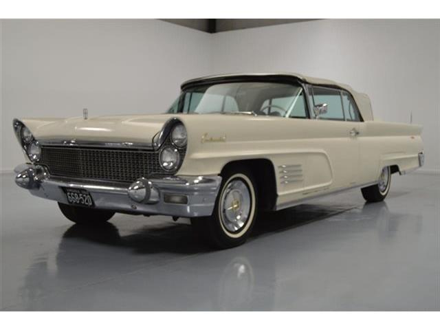 1960 Lincoln Continental Mark V | 836130
