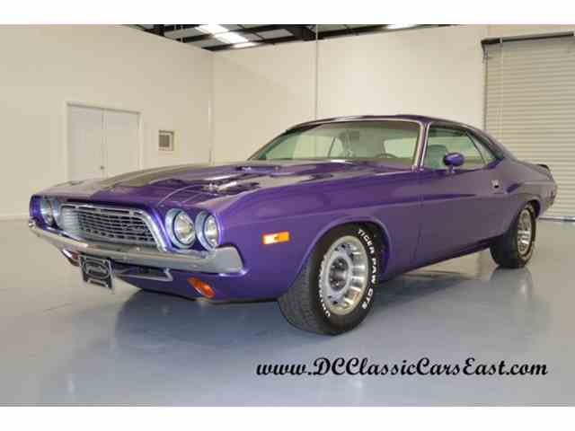 1973 Dodge Challenger | 836134
