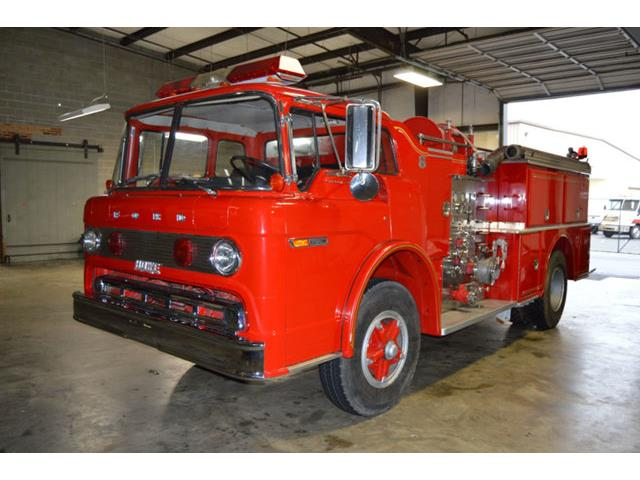 1974 Ford Fire Truck | 836137