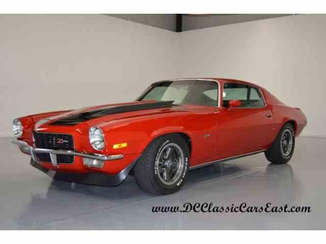 1970 Chevrolet Camaro | 836138