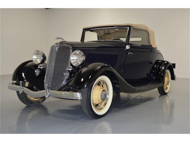 1933 Ford Cabriolet | 836142