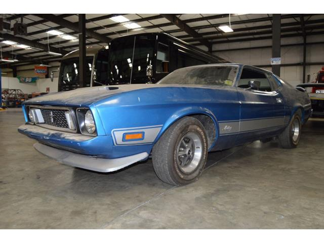1973 Ford Mustang | 836144