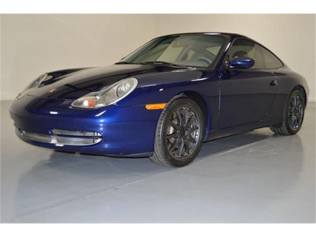 2001 Porsche 911 | 836149