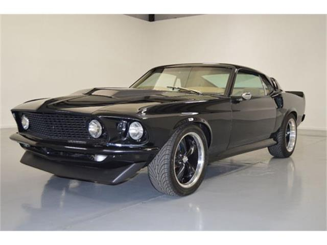 1969 Ford Mustang   836152