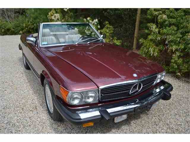 1989 Mercedes-Benz 560SL | 830616