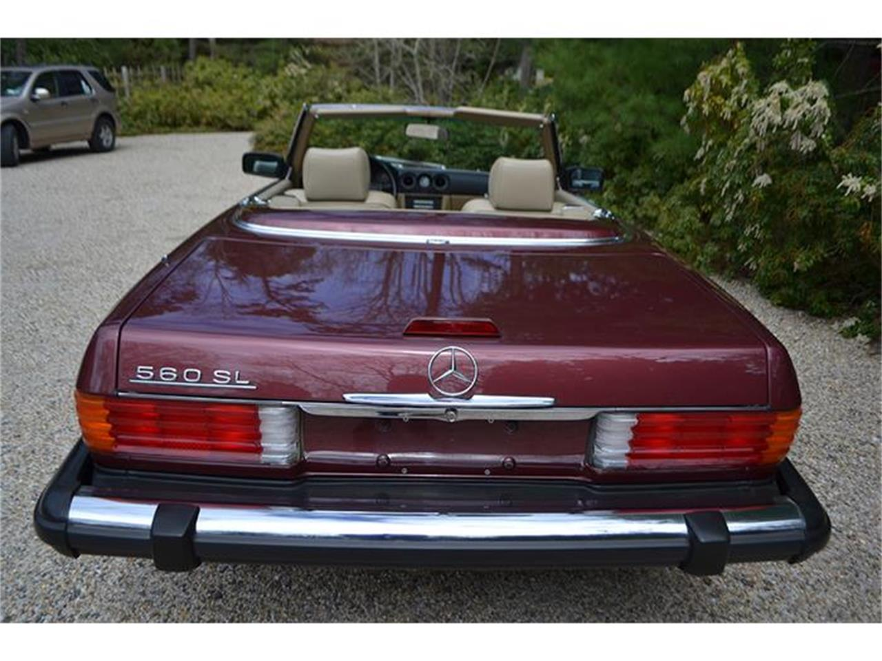 1989 mercedes benz 560sl for sale cc for Mercedes benz southampton ny