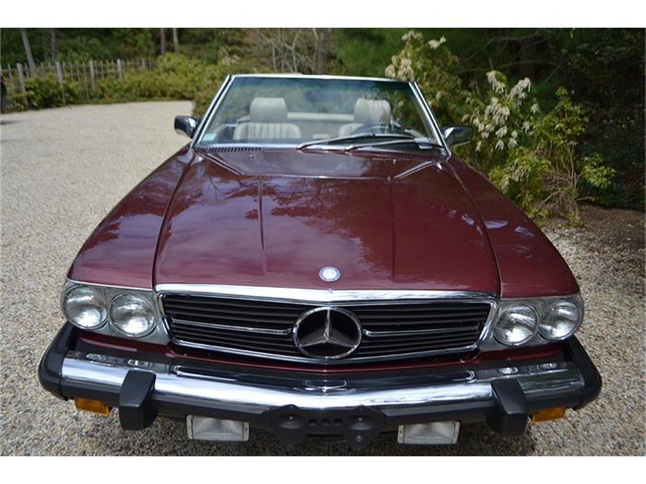 1989 mercedes benz 560sl for sale cc for Southampton mercedes benz