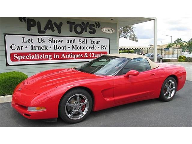 2001 Chevrolet Corvette | 836164