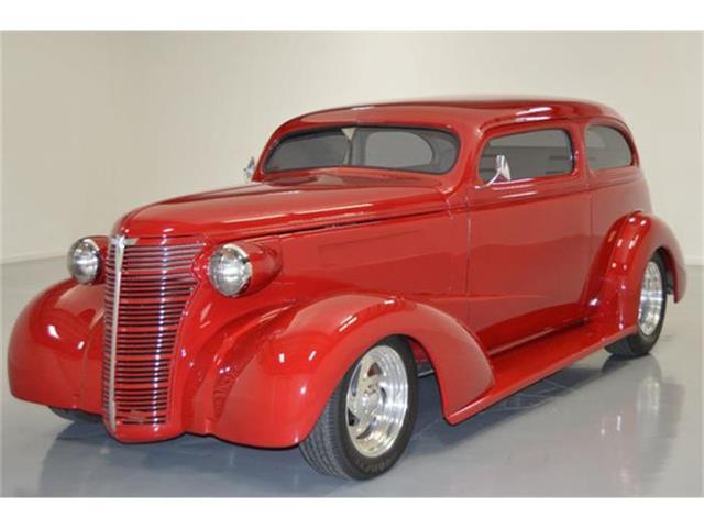 1938 Chevrolet Sedan | 836167
