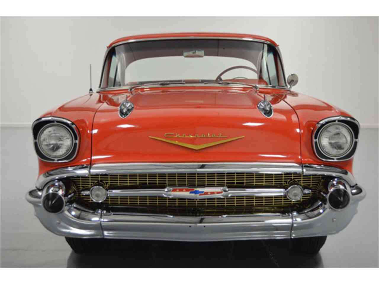 Large Picture of '57 Bel Air - HX6Y