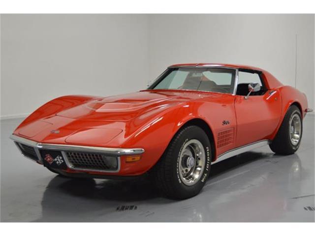 1970 Chevrolet Corvette | 836175