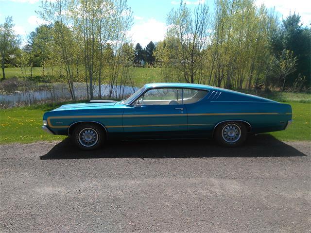 1969 Ford Torino GT | 836182