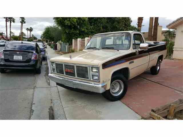1985 GMC Sierra Classic | 836191