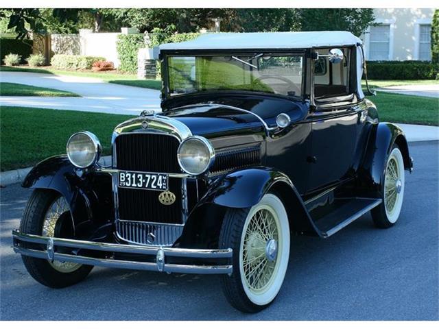 1929 Essex Challenger 6 | 836200