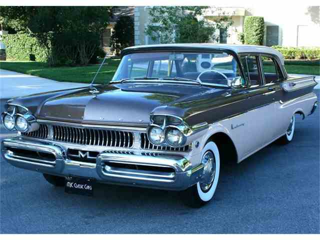 1957 Mercury Monterey | 836201