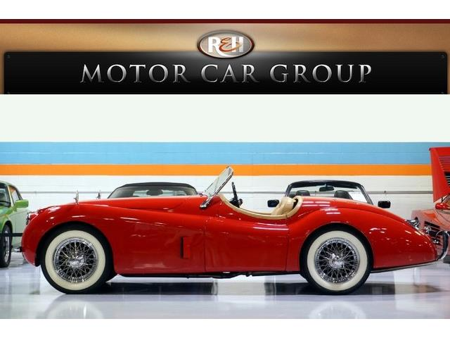 1953 Jaguar XK120 | 836209