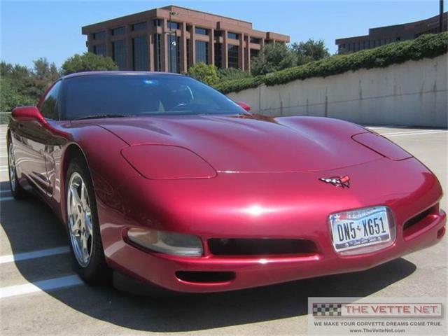 2001 Chevrolet Corvette | 836211