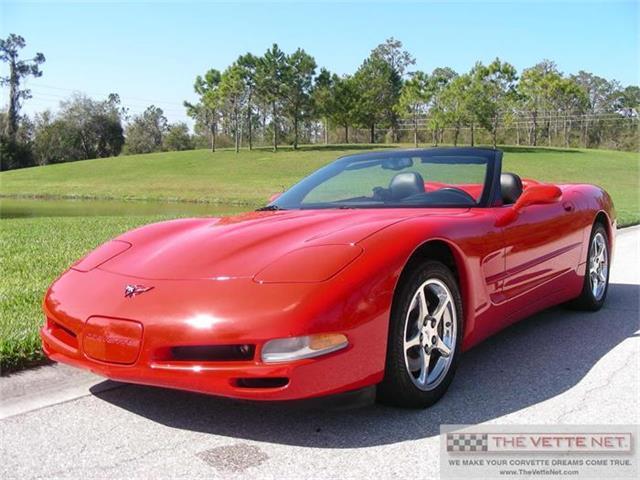 2002 Chevrolet Corvette | 836212