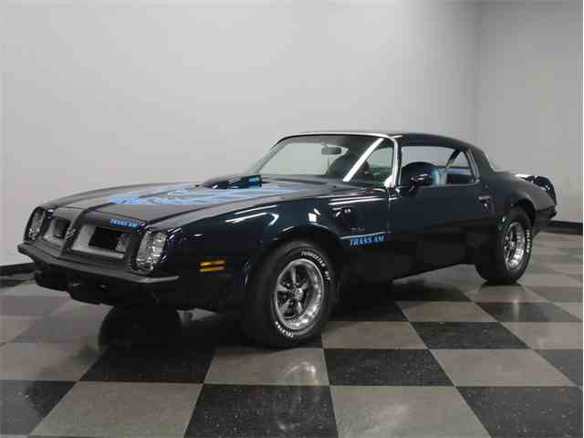 1975 Pontiac Firebird Trans Am | 836220