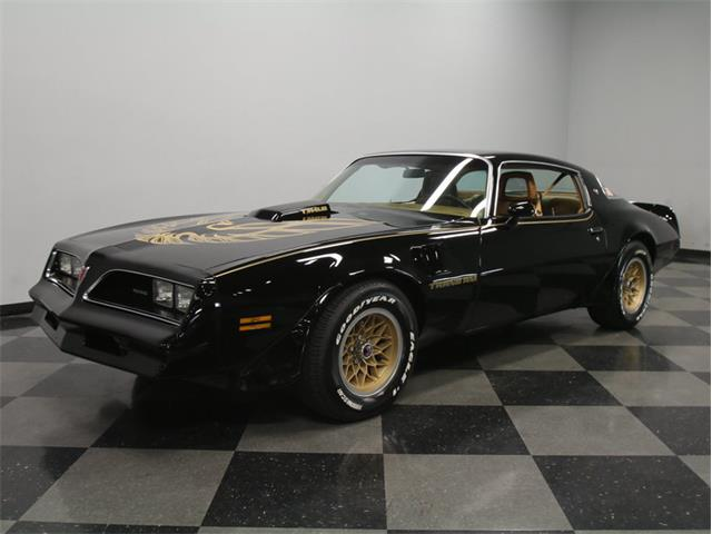 1978 Pontiac Firebird Trans Am | 836222