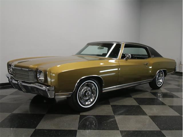 1970 Chevrolet Monte Carlo | 836229