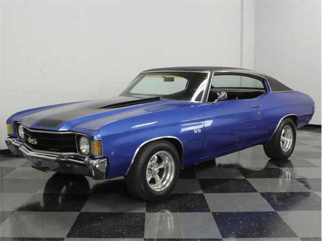 1972 Chevrolet Chevelle | 836230