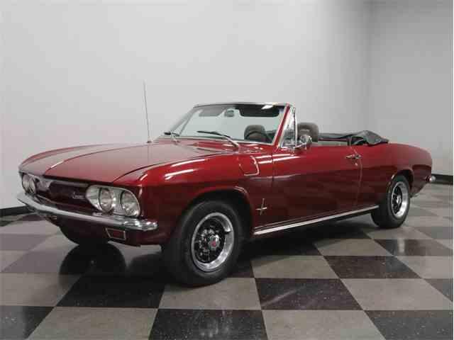 1966 Chevrolet Corvair Monza | 836231