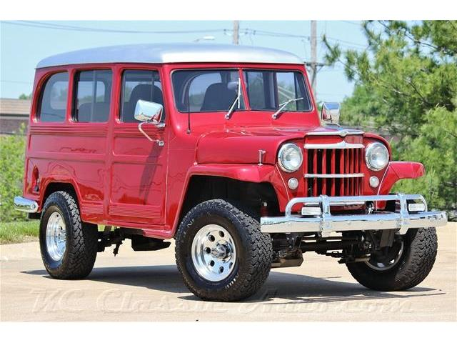 1954 Jeep-Willys Utility Wagon Custom Resto Mod | 836237