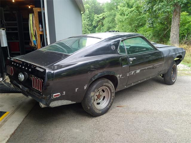 1969 Ford Mustang | 836243