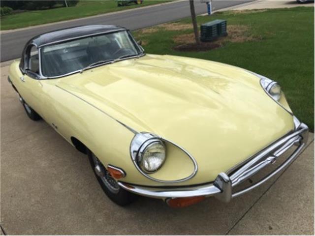 1971 Jaguar XKE | 836246