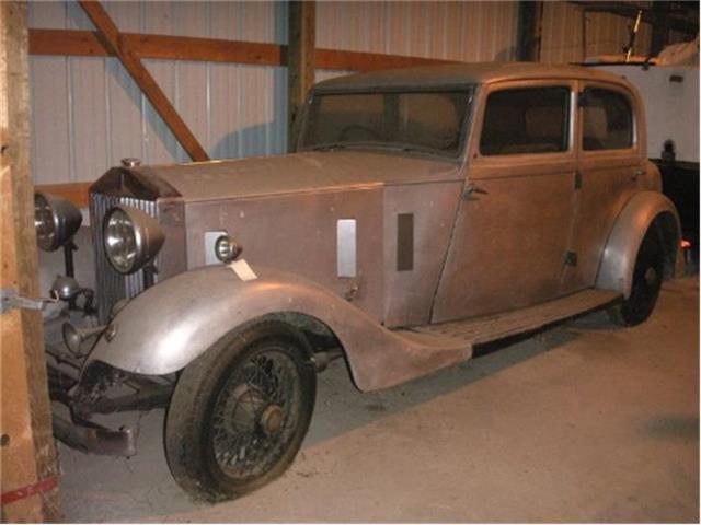 1933 Rolls-Royce 20/25 | 836247