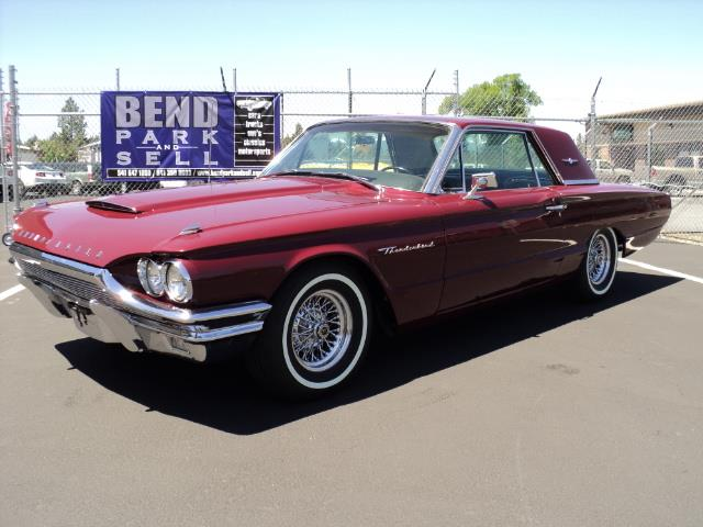 1964 Ford Thunderbird | 836251